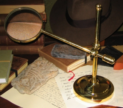 Indy S Magnifying Glass