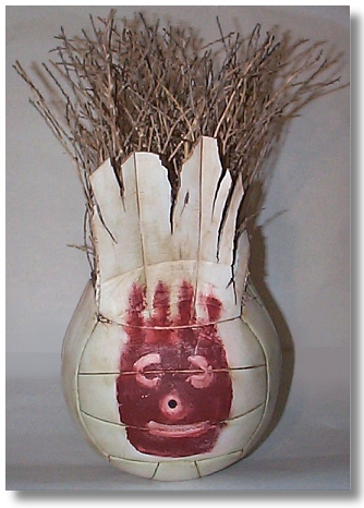 Cast Away WILSON Volleyball